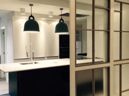 Reforma en una vivienda de Areeta (Bizkaia)