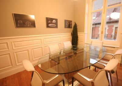 Asesoría Vizcaya, offices in Bilbao