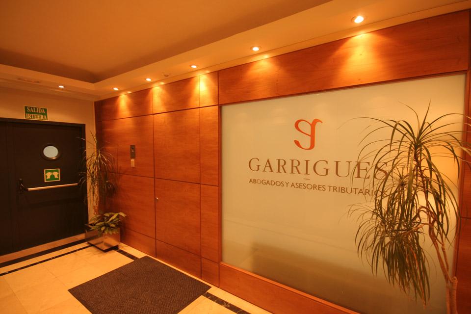 Oficina de Garrigues