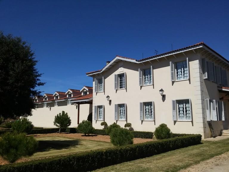 Reforma integral en Bodegas Tarsus. Burgos