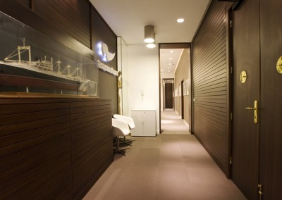 Project for the Tramontana Office in Madrid