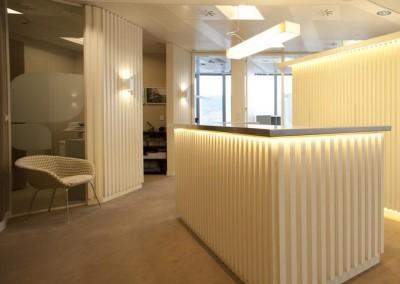 Oficinas y espacios para empresa landa ebanister a - Oficina iberdrola madrid ...