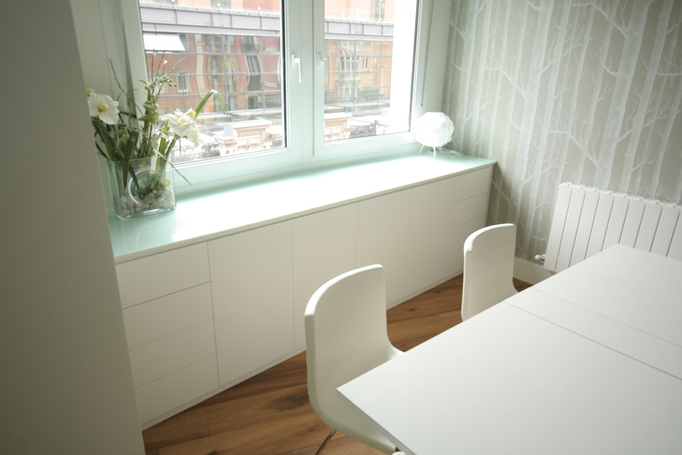 MDF wardrobe design for home in Bilbao