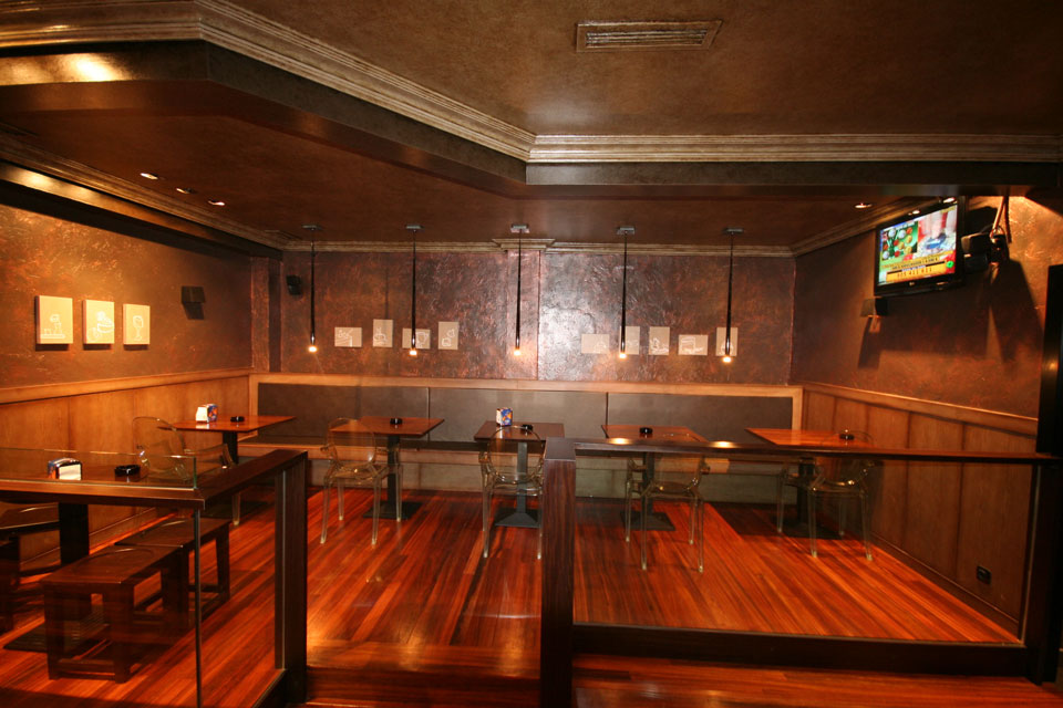 Bar Foxiter en Eibar