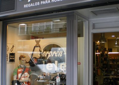 Sorpréndele Shop. Gifts for men. Bilbao