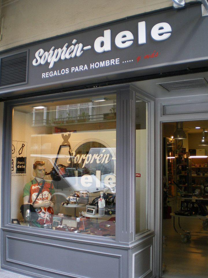 Sorpréndele shop - Regalos para hombres. Bilbao