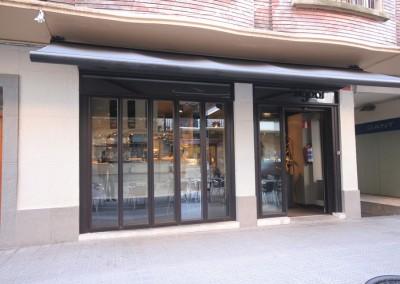 Reforma en el Bar Sugaar. Las Arenas