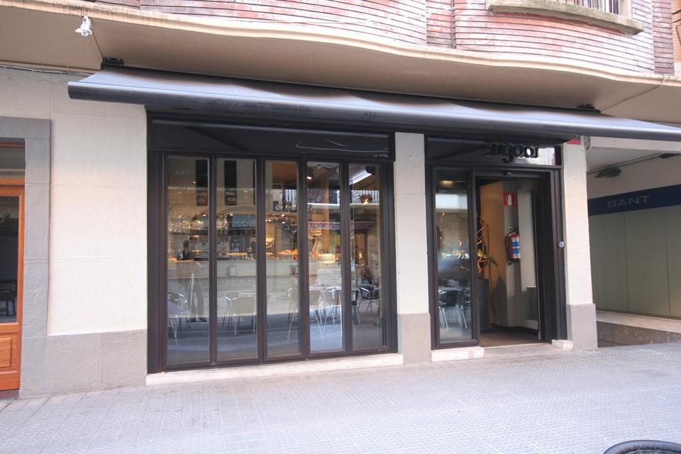 Sugaar Bar. Full refurbishment. Las Arenas