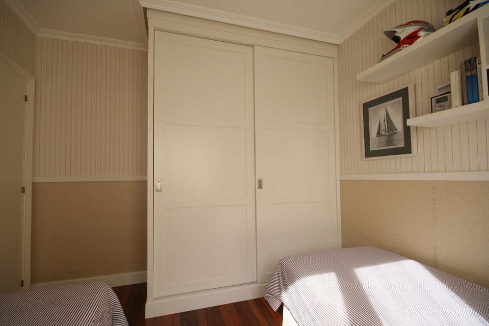 Youngster's bedroom wardrobe. Home in Algorta