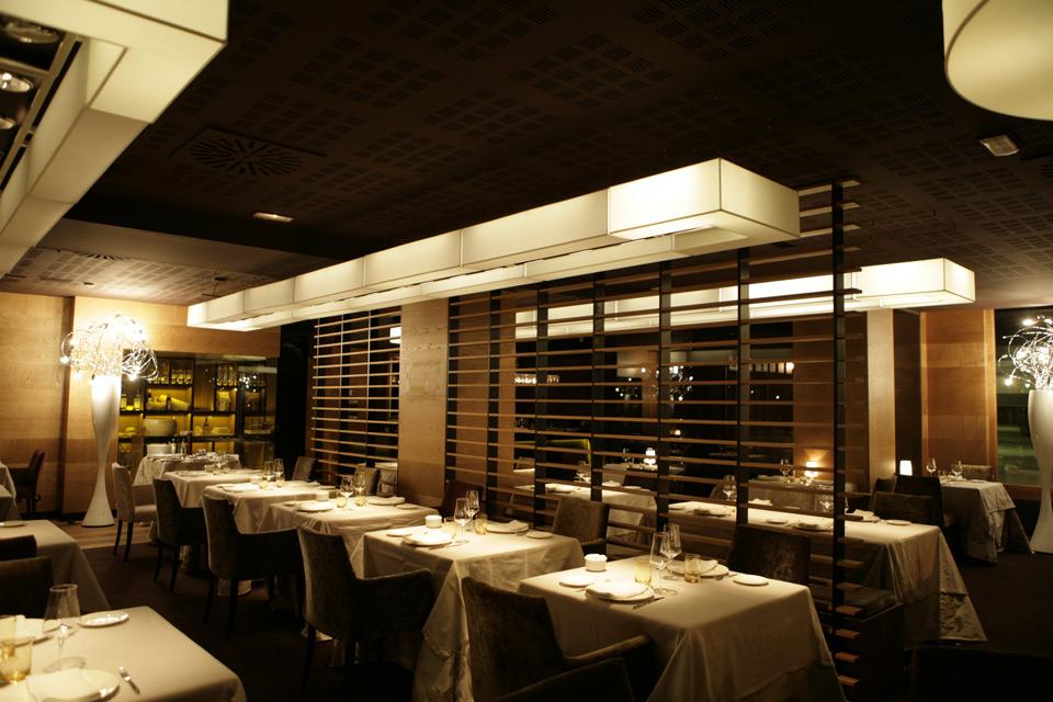 Interior Restaurante Piu Di Sua