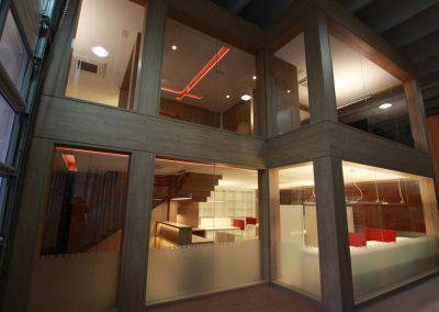 Oficinas Sumelec Vizcaya S.L., Asua