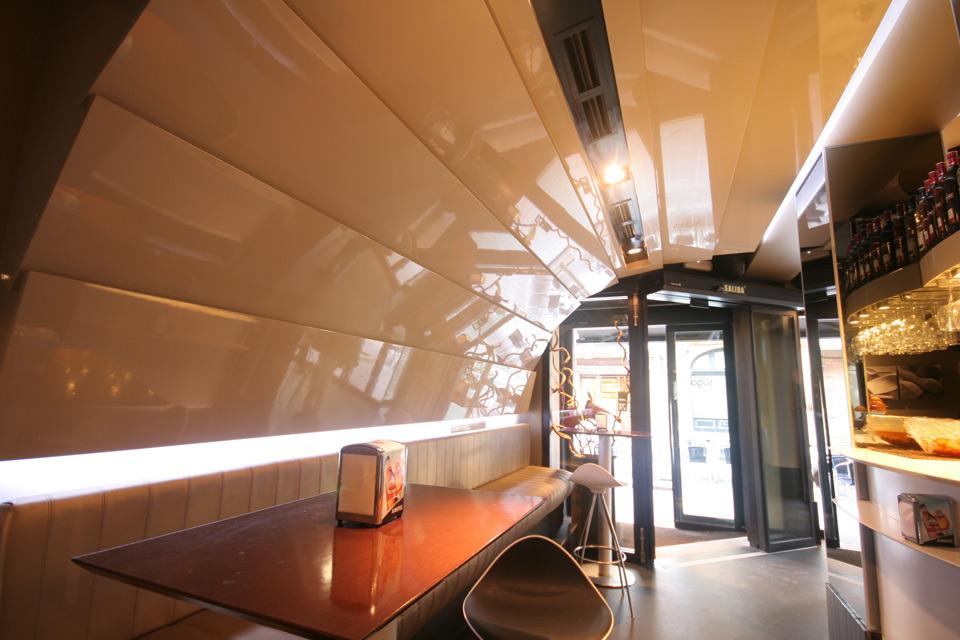 Mobiliario Bar Sugaar en Getxo