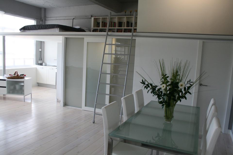 Mobiliario de oficina Andoni Aresti Dantza Eskola