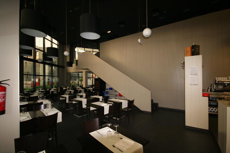 Arrago Meatza Restaurant: Planta Baja