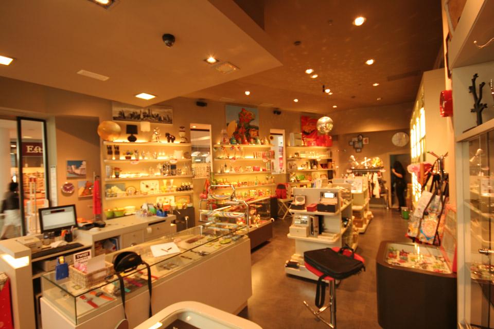 Tienda Twist. Centro Comercial Ballonti