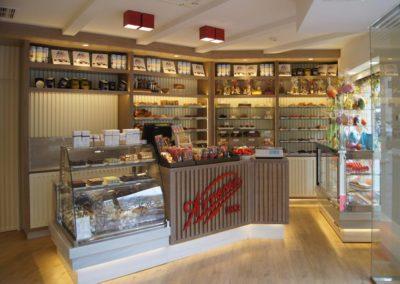 Pastelería Arrese in Bilbao – complete renovation