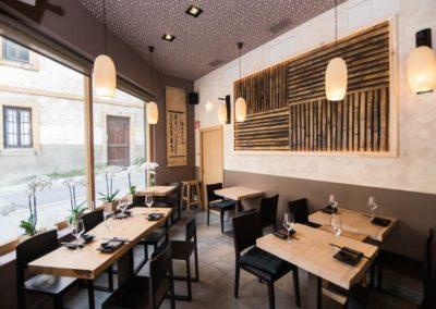 Restaurante japonés Nikkou en Algorta