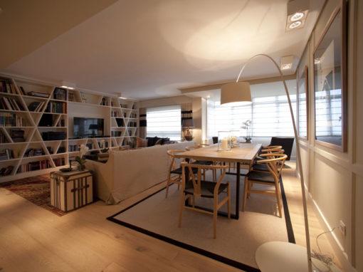 Reforma de una vivienda en Elizalde. Bilbao
