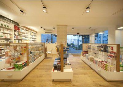 Farmacia Joseba Golvano. Bilbao
