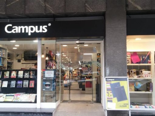 Campus Bookshop in Areeta and Bilbao