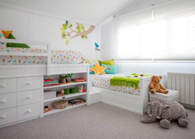 Child's room in Larrabetzu – Bizkaia