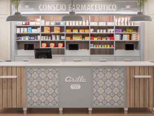 Arilla Pharmacy, in Deusto