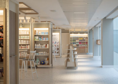 Showroom para la farmacéutica Cinfa en Navarra