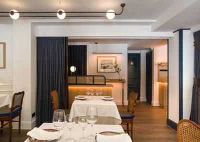 Reforma del Restaurante Víctor en Bilbao