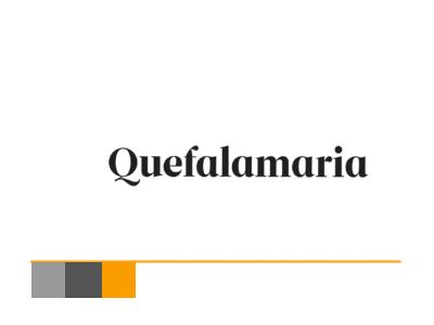 quefalamaria